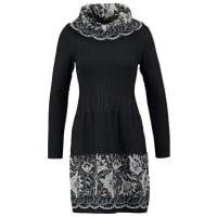 DerhyBONIMENT Gebreide jurk noir