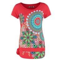 DesigualDONNA Tshirt con stampa poppy coral