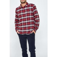 DickiesChemise Dickies Holton Bordeaux Homme