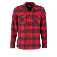 DickiesSACRAMENTO Camisa informal red