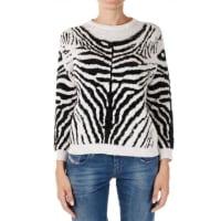 DieselRound Neck Striped Sweater Herbst/Winter
