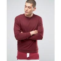 DieselS-Dant - Leichtes Sweatshirt mit Rundhalsausschnitt - Rot