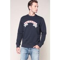 DieselSweatshirts - 00ss4m0waess-joe-ga sweat-shirt - Schwarz