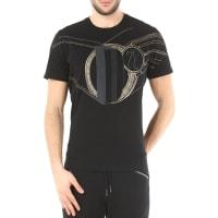 DieselT-Shirt for Men, Joema, Black, Cotton, 2016, M S