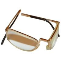 DiorFoldable Gold Hardware Frame Eyeglasses