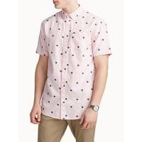 DjabEmoji brushed oxford shirt