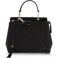 DKNYDkny Bryant Park Saffiano Leather Shoulder Bag, Womens, Black