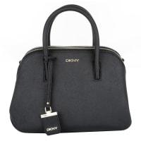 DKNYDkny Tasche - Bryant Park Saffiano City Zip Black - in schwarz - Henkeltasche für Damen