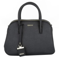 DKNYDkny Handle Bag - Bryant Park Saffiano City Zip Black - in black - Handle Bag for ladies