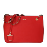 DKNYDkny Handle Bag - Bryant Park Saffiano Tote Vermillion - in red - Handle Bag for ladies