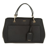 DKNYDkny Handle Bag - Bryant Park Soft Saffiano Satchel Small Black - in black - Handle Bag for ladies