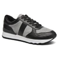 DKNYJamie sport- lace runner - Sneaker für Damen / schwarz
