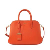 DKNYBryant Park City Zip satchel bag