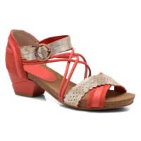 DkodeRain - Sandalen für Damen / rot