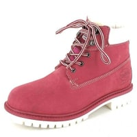 DockersBoots Größe 33, Farbe: Pink