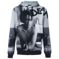 Dolce & GabbanaAll Over Printed Hoodie