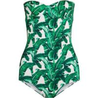 Dolce & GabbanaBedruckter Badeanzug