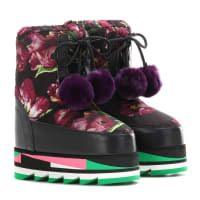 Dolce & GabbanaBoots mit Plateausohle