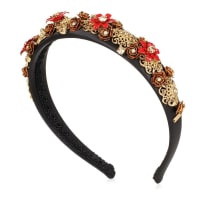 Dolce & GabbanaExklusiv bei mytheresa.com - Verzierter Haarreif