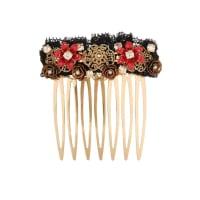 Dolce & GabbanaExklusiv bei mytheresa.com - Verzierter Haarschmuck