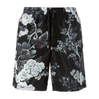 Dolce & GabbanaShort de natação estampado