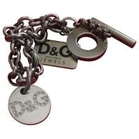Dolce & GabbanaArmband Silber Silber - aus zweiter Hand