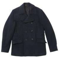Dolce & GabbanaPre-Owned - Wool peacoat