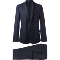 Dolce & GabbanaSilk And Wool Suit