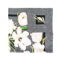 Dolce & GabbanaLenço de seda estampado