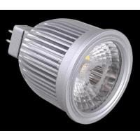 Domus LightingLED Globe Bulb Lamp White MONO Lens 6W MR16 IP20 60 Degree Domus