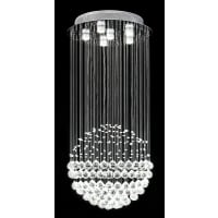 Domus LightingLED Pendant Crystal Light Jupiter 46-1