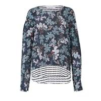 Dorothee SchumacherGEOMETRIC MERGE t- blouse sleeve 1/1
