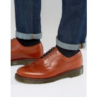 Dr. Martens3989 Brogues In Tan - Tan