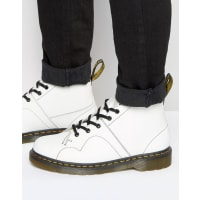 Dr. MartensChurch Monkey Boots - White