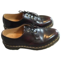 Dr. MartensPre-Owned - Patent leather flats