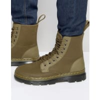 Dr. MartensTract Fold Boots - Green