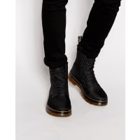 Dr. MartensTract Fold Boots - Black
