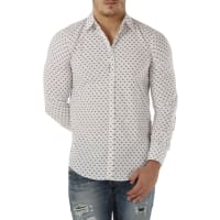 Dsquared2Mens Clothing On Sale in Outlet, White, Cotton, 2016, S - IT 46 M - IT 48 L - IT 50 XL - IT 52