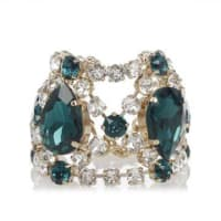 Dsquared2Brass and Crystal QUEEN ELISABETH Armlet Herbst/Winter