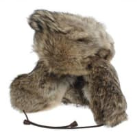 Dsquared2ICON Coyote Fur Hat Herbst/Winter