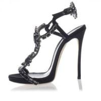 Dsquared2Jewel QUEEN MARY Sandal With Heel 12 cm Herbst/Winter