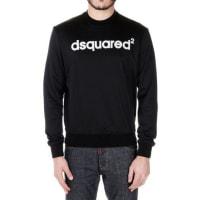 Dsquared2Printed VINTAGE JOGGING FIT Sweatshirt Frühling/Sommer