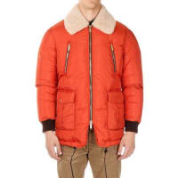 Dsquared2DEAN&DAN Padded Duck Down jacket With Fur Herbst/Winter