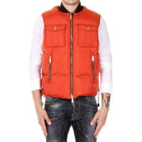 Dsquared2DEAN&DAN Padded Duck Down Vest Herbst/Winter