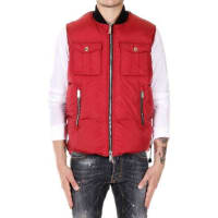 Dsquared2Padded Vest DEAN&DAN with duck down Herbst/Winter