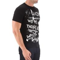 Dsquared2T-Shirt for Men On Sale, Black, Cotton, 2016, L M S XL XXL