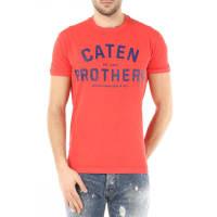 Dsquared2T-Shirt for Men, Red, Cotton, 2016, L S XL XXL