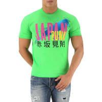 Dsquared2T-Shirt for Men On Sale, Green, Cotton, 2016, L S XL