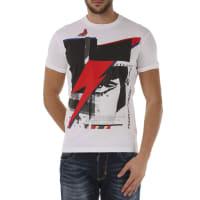 Dsquared2T-Shirt for Men On Sale, White, Cotton, 2016, L M S XL XXL