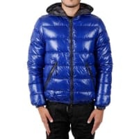 DuveticaReversible Hooded DIONISIO-ERRE Down Jacket Herbst/Winter
